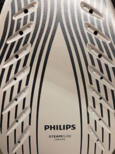 Philips Dampfbügelstation Bügelsohle
